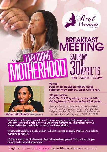 Motherhood-Flyer